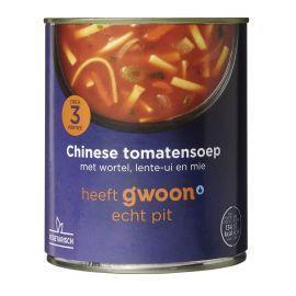 Chinese Tomatensoep 800 ml (0.8L)