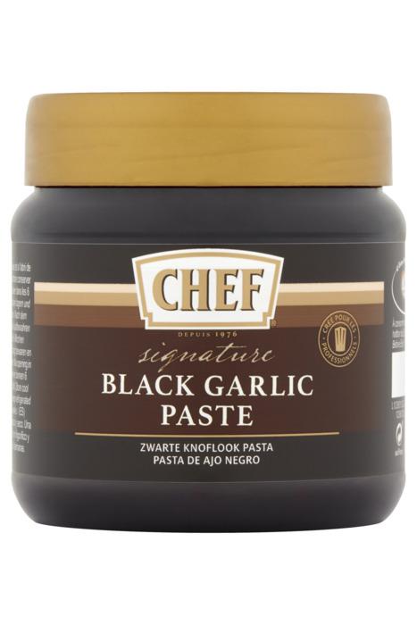 CHEF Zwarte Knoflook Pasta 450 g (450g)