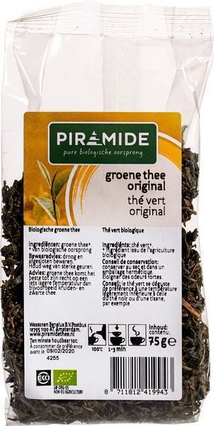 Groene thee puur (75g)