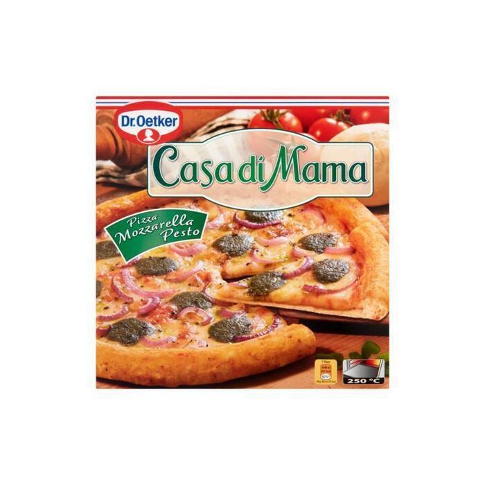 Casa di Mama Mozzarella Pesto (Stuk, 395g)