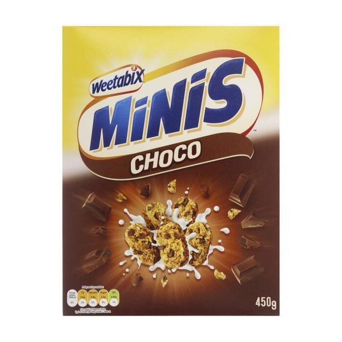 Mini's choco (450g)