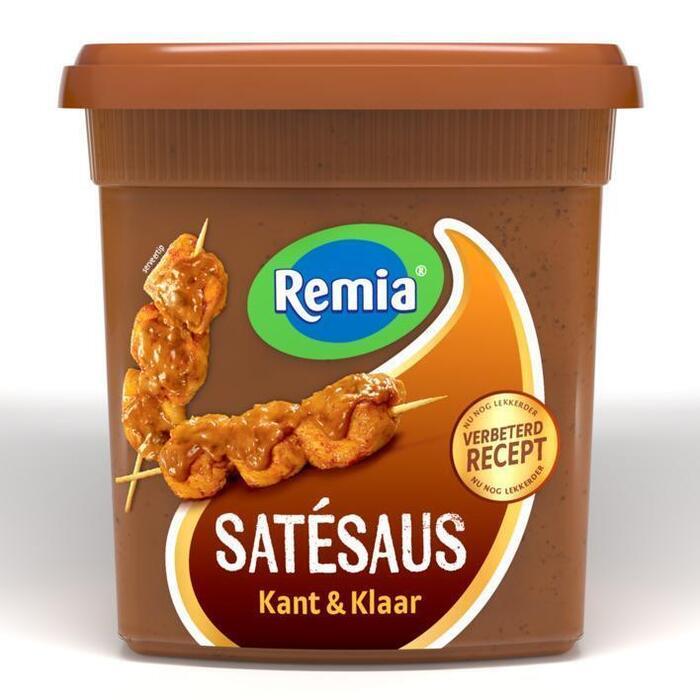 Remia Satesaus kant & klaar (emmer, 850g)