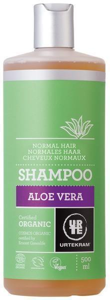 Aloe-vera-shampoo (normaal haar) (0.5L)