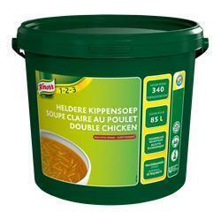 Knorr Heldere Kippensoep 3KG 1x (3kg)