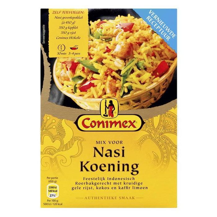 Mix voor Nasi Koening (48g)