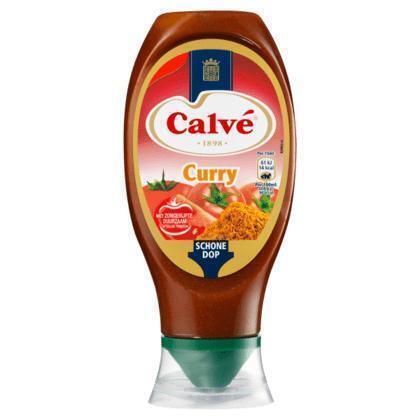 Saus curry (fles, 43cl)