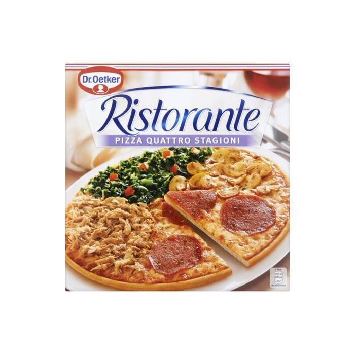 Ristorante Pizza Quattro Stagioni (doos, 370g)