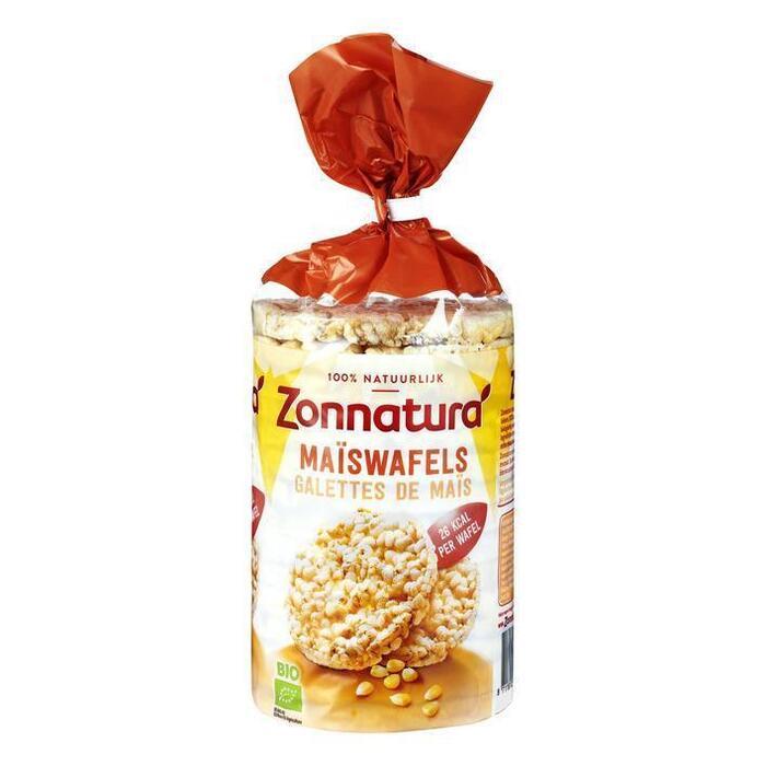 Wafel popcorn (eko) (Stuk, 450g)