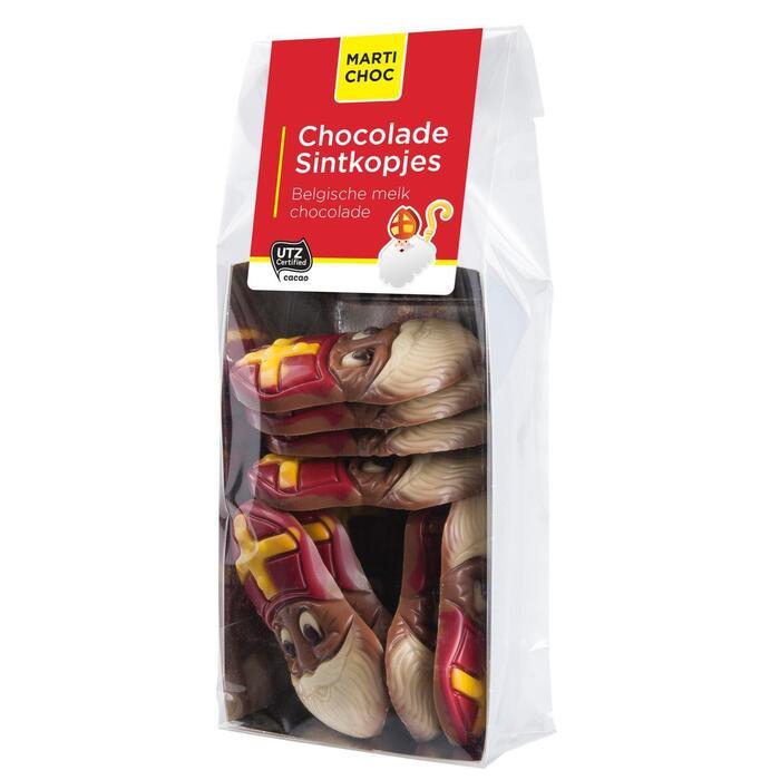Martinez Chocolade Sintkopjes (150g)