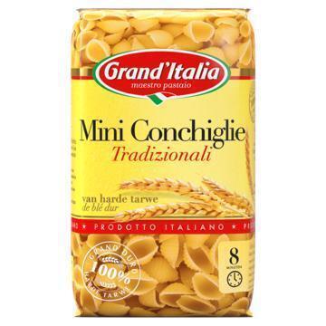 Grand'Italia Mini Conchiglie Tradizionali 350 g (350g)