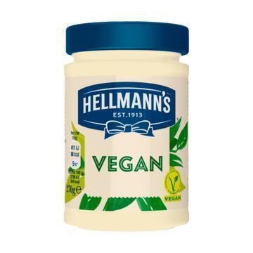 Hellmann's Mayo Vegan 270G 6x (270g)