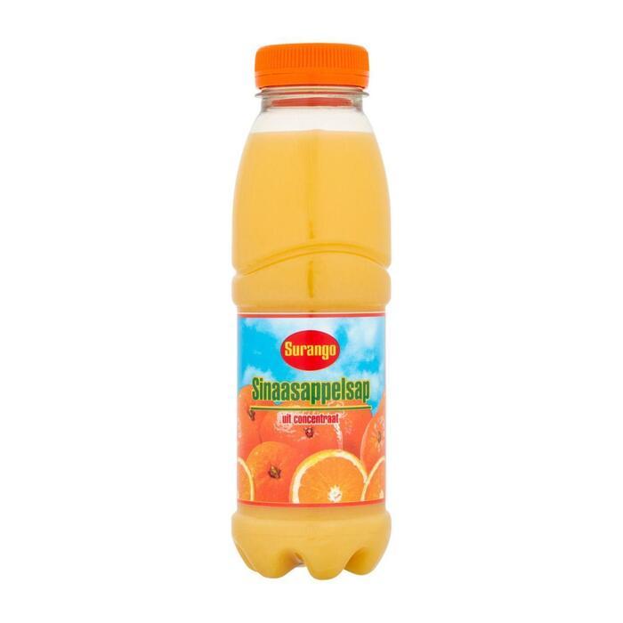 Surango Sinaasappels flesje 6 x 330 ml (33cl)