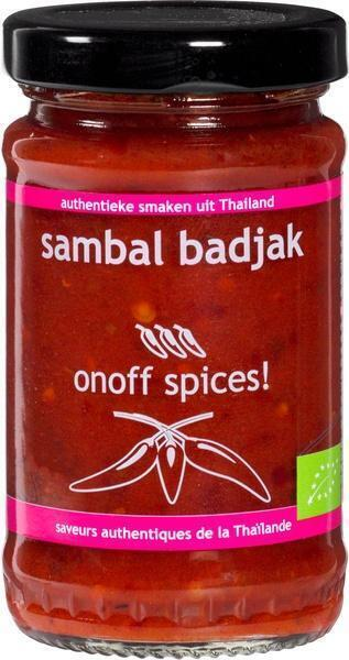 Sambal badjak (110g)