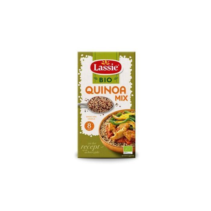 Lassie Quinoa 3 kleuren Biologisch (275g)