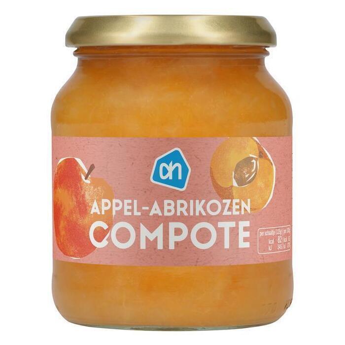 AH Appel-abrikozen compote (360g)