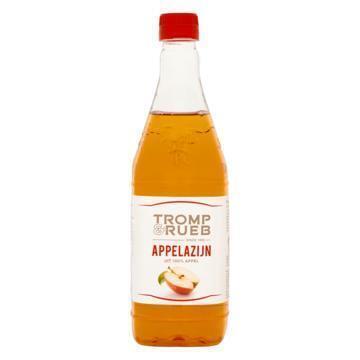Appelazijn uit 100% appel (0.75L)