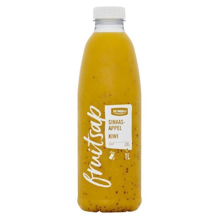 Jumbo Fruitsap Sinaasappelsap Kiwi 1L (1L)