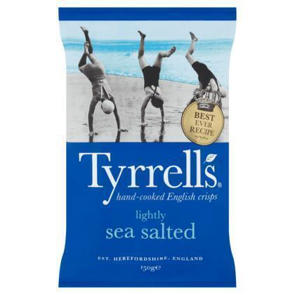 Chips lightly sea salted (150g)