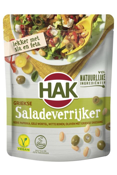 HAK Griekse Saladeverrijker 210 gram (210g)