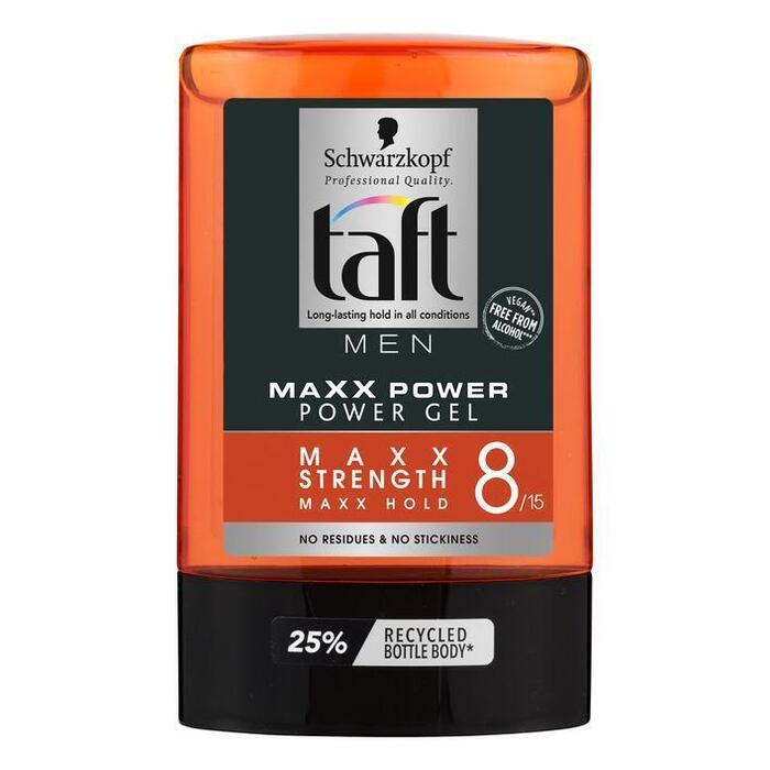 Taft Power gel maxx power (30cl)