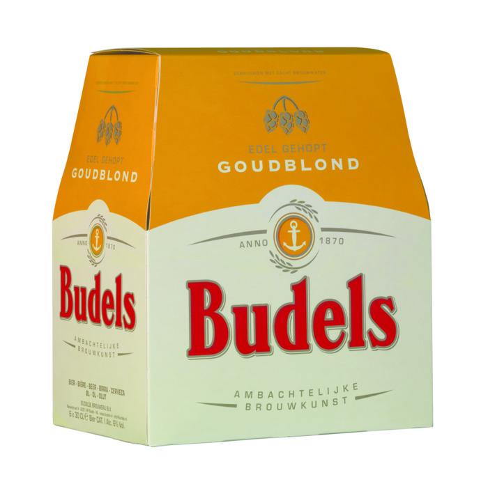 Budels Goudblond 6x30cl. (1.8L)