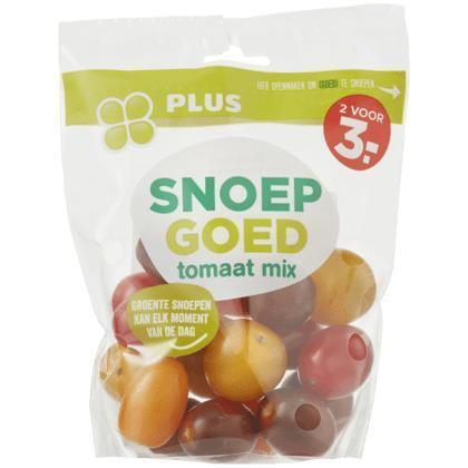 Snoeptomaten mix (200g)