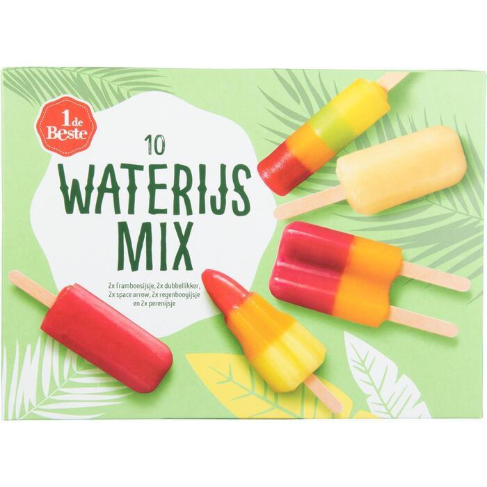Waterijsmix 10 st. (0.53L)
