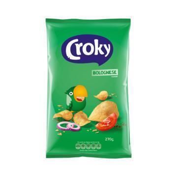 Croky Bolognese 270 g (Stuk, 270g)