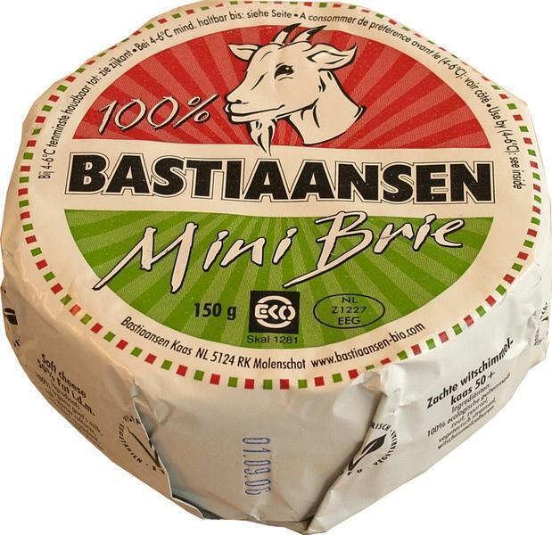 Mini Brie Geitenmelk (150g)