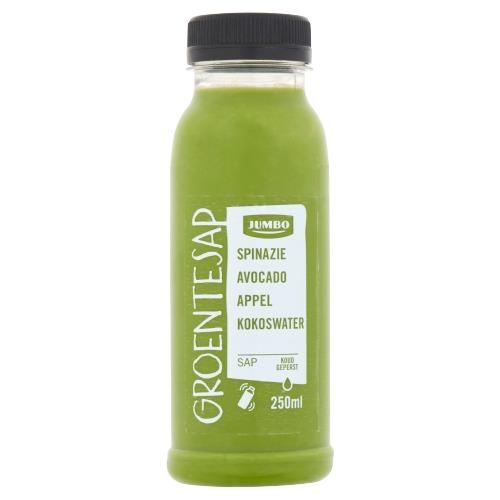 Jumbo Appel Avocado Spinazie Kokoswater 250 ml (250ml)