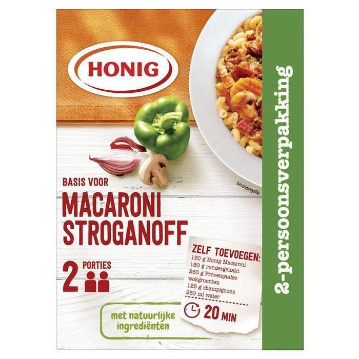 Honig Macaroni stroganoff (33g)