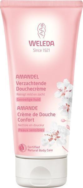 Amandel douchecrème (verzachtend) (200ml)