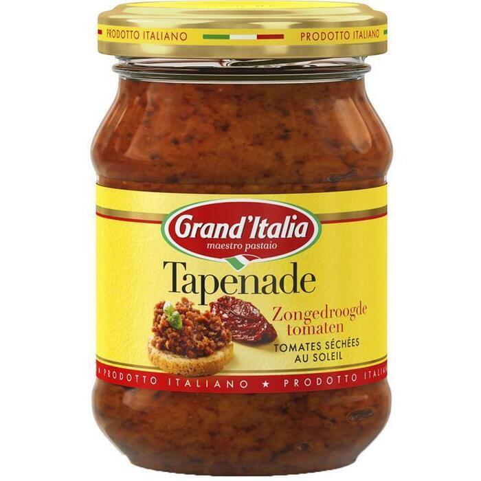 Tapenade van zongedroogde tomaten (140g)