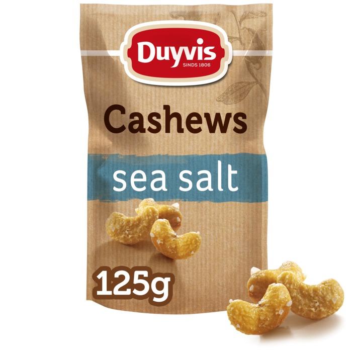 Pure & Naturel Cashew sea salt (125g)