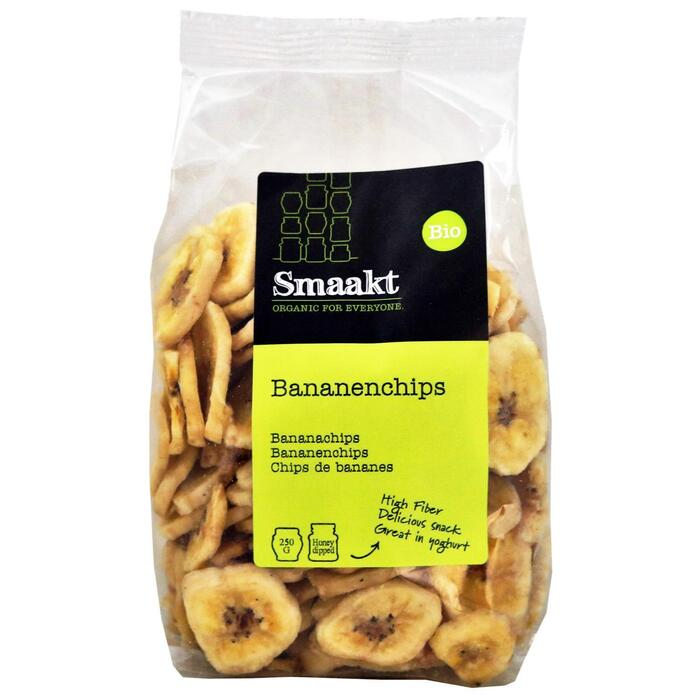 bananenchips (Stuk, 250g)