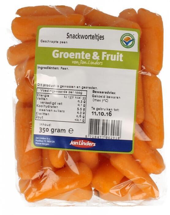 Snackwortel (350g)