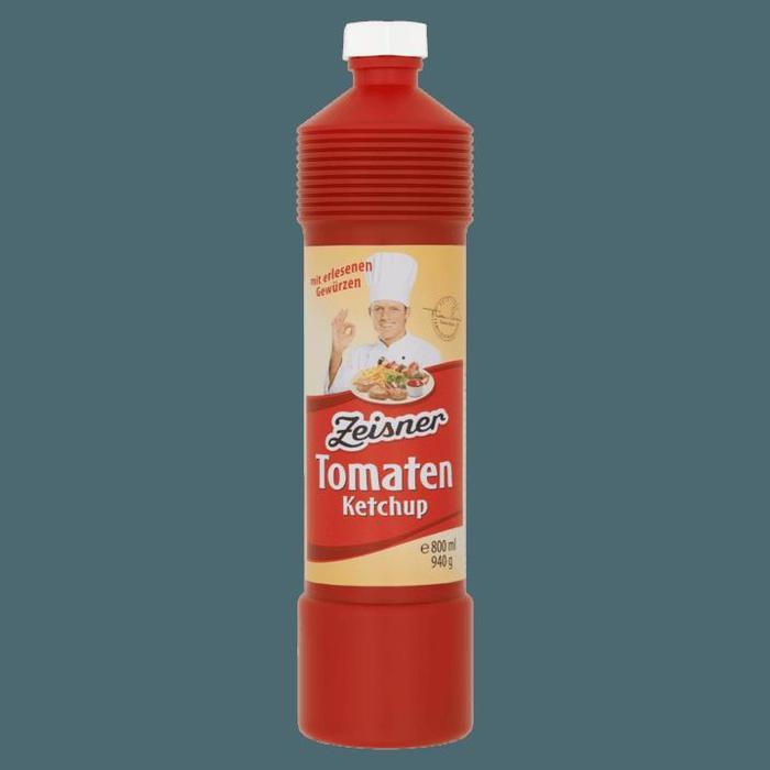 Tomatenketchup (plastic fles, 0.8L)