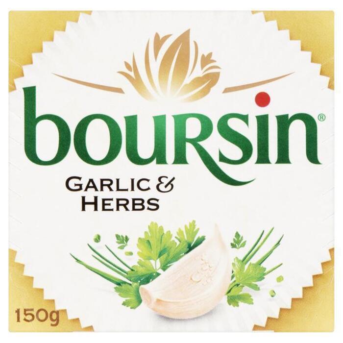 Boursin Knoflook (150g)