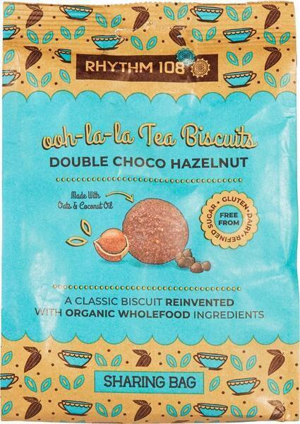 Dubbele choco biscuit (135g)