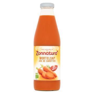 Biologisch wortelsap (Stuk, 0.75L)