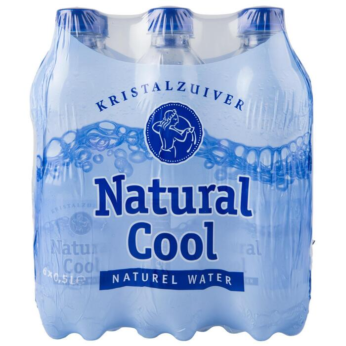 Water koolzuurvrij (6 × 0.5L)