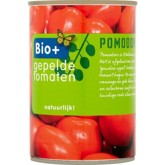 Gepelde tomaten (400g)
