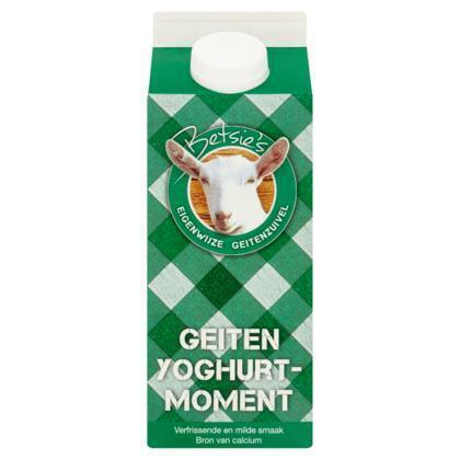 Geiten Yoghurt-moment (Stuk, 0.75L)