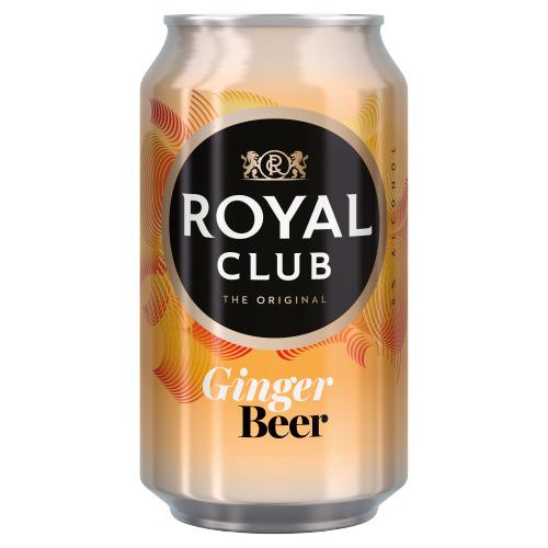 Ginger beer (33cl)