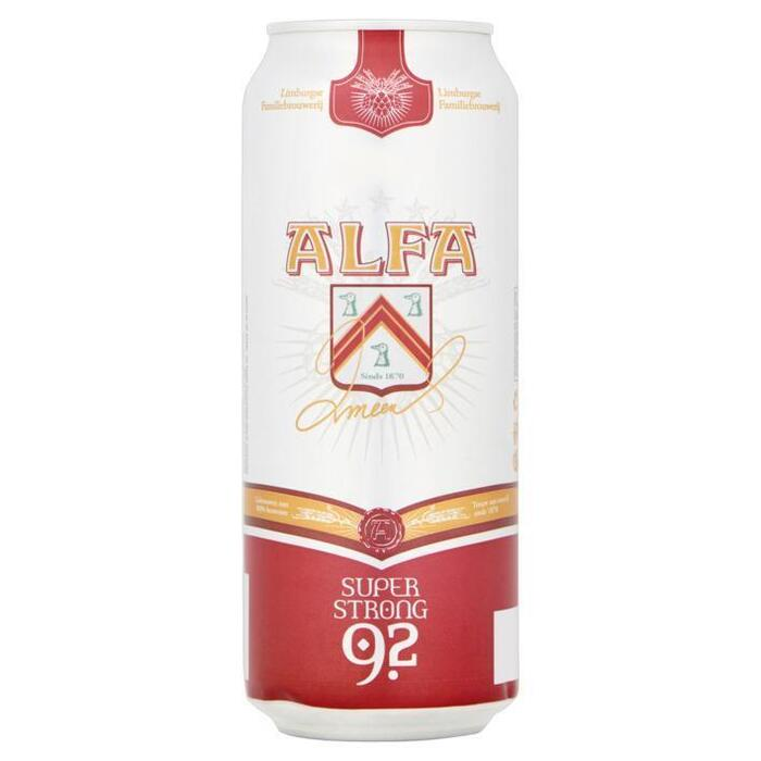 Alfa Super strong 9.2 (rol, 50 × 0.5L)