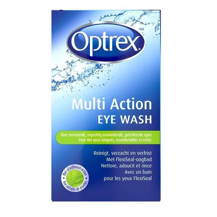 Optrex Multi Action Eye Wash 100 ml (110ml)