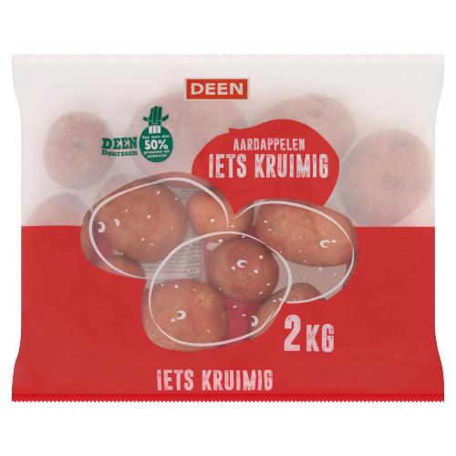 Deen Aardappelen Iets Kruimig 2 kg (2kg)