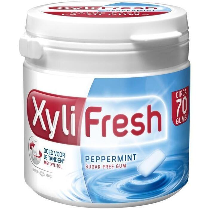 Xylifresh Peppermint jar 99g (93g)