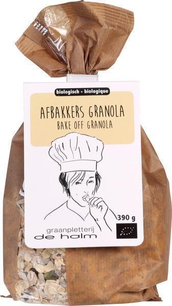 Afbakkers granola (390g)