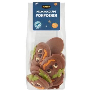 Jumbo Melkchocolade Pompoenen 144g (144g)